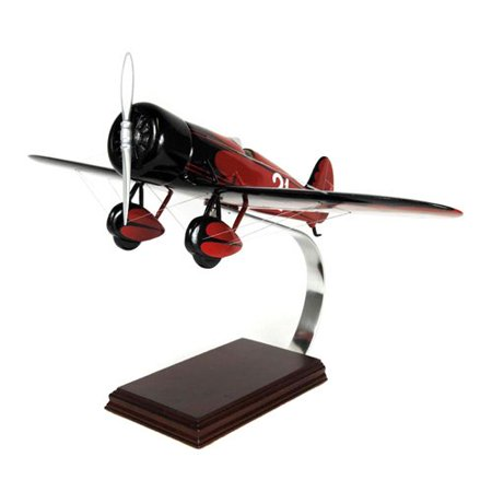 Daron Worldwide Travel Air Mystery Ship Model Airplane
