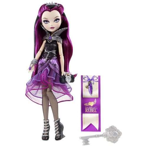 EVER AFTER HIGH RAVEN QUEEN 1ST ORIGINAL CHAPTER DOLL OUTFIT REPLACEMENT SKIRT