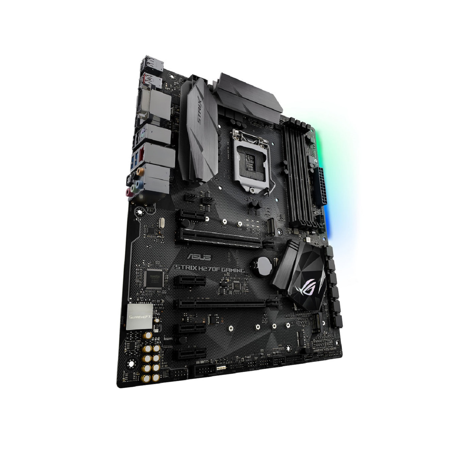 Asus Strix H270F Gaming Motherboard - STRIX H270F GAMING