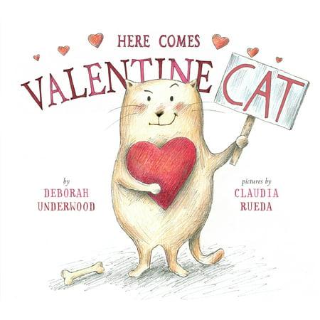 Here Comes Valentine Cat](Cat Valentines)