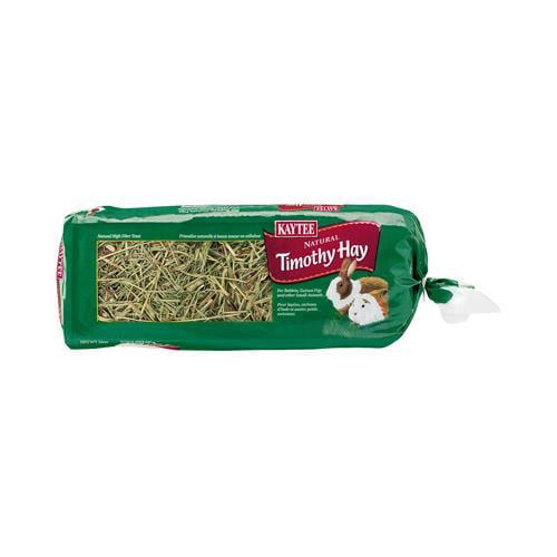 Kaytee Pet 100032124 Rabbit/Hamster Treat, Timothy Hay, 2...