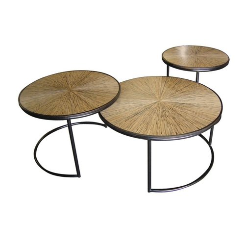 Jeffan International MS13-03 Habitat Loma Coffee Table