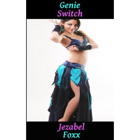 Genie Switch - eBook