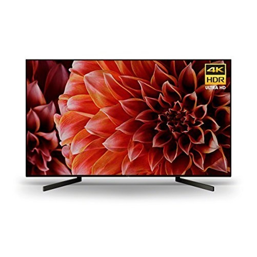 "Sony XBR-55X900F - 55"" Class (54.6"" viewable) - BRAVIA XBR X900F Series LED TV - Smart TV - Android TV - 4K UHD (2160p) 3840 x 2160 - HDR - full array, local dimming - black"