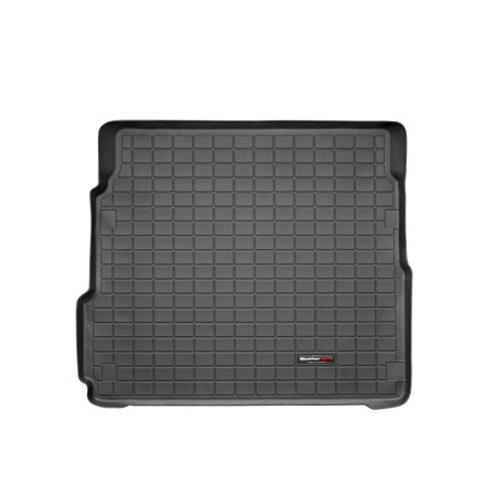 WeatherTech 10-13 Cadillac CTS Sport Wagon Cargo Liners - Black