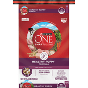 Purina ONE Natural Dry Puppy Food, SmartBlend Healthy Puppy Formula, 16.5 lb. Bag
