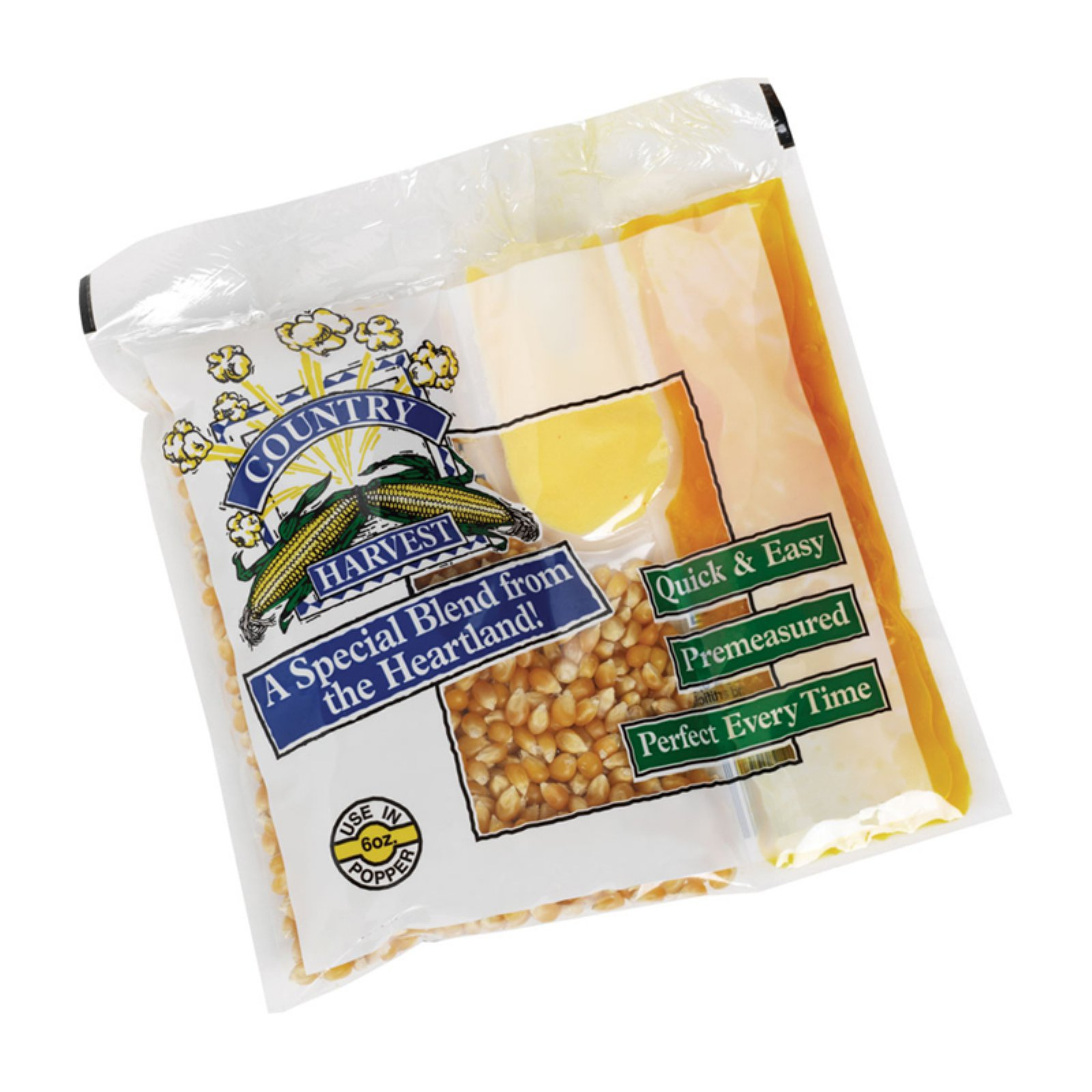 Country Harvest Popcorn Tri-Pack Pack of 24 by Paragon