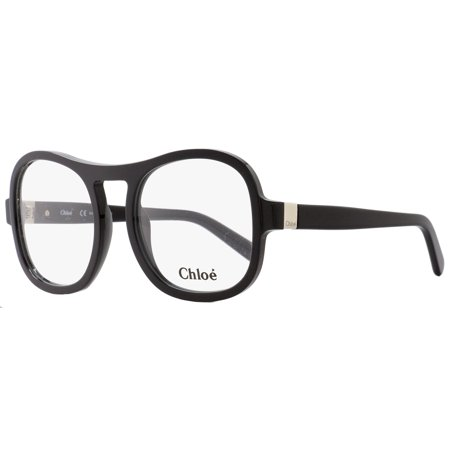 Chloe Square Eyeglasses CE2698 Marlow 001 Size: 54mm Black - Black Eyeglasses