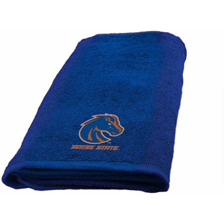 """NCAA Boise State Polyester 26"""" x 15"""" Hand Towel, 1 Each"""