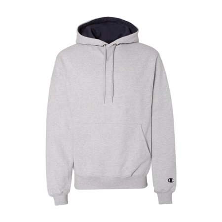 Champion - Champion Fleece Cotton Max Hooded Sweatshirt S171 - Walmart.com f4a697b2936