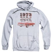 Chevy Car Of The Year Mens Pullover Hoodie