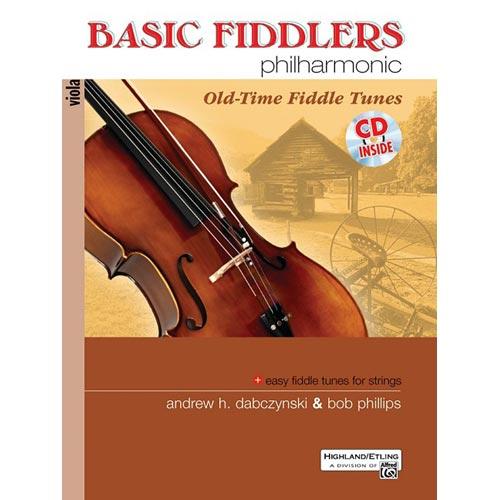 Basic Fiddlers Philharmonic for Viola: Viola by