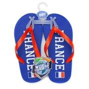 World of Sports Flip-Flops - France - Medium