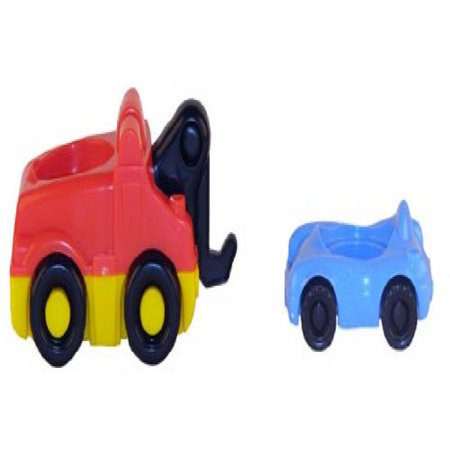 Little People Car Garage - Fisher Price Little People Zoom Around Garage Tow Truck and Car