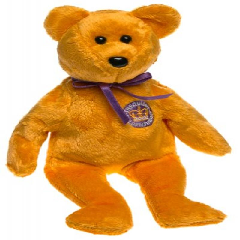 TY Beanie Baby - CELEBRATIONS the Golden Jubilee Bear (Country Exclusive)