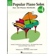 Popular Piano Solos - Level 4 (Music Instruction) - eBook
