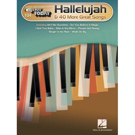 Hallelujah   40 More Great Songs