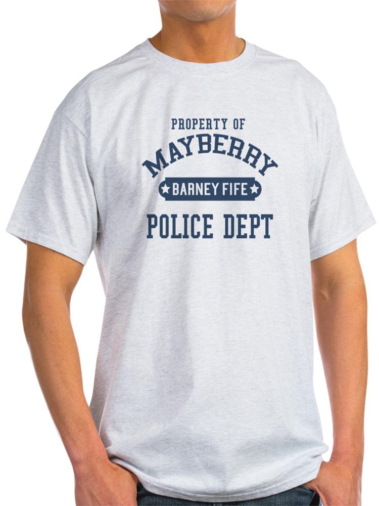 CafePress - Mayberry Police Barney Fife T-Shirt - Light T-Shirt - CP