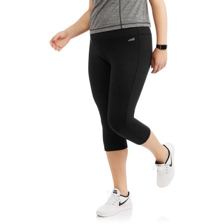 Avia Womens Plus Active Ultimate Capri