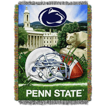 "NCAA 48"" x 60"" Tapestry Throw Home Field Advantage Series- Penn State"