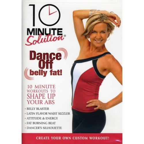 10 Minute Solution: Dance Off Belly Fat (Full Frame)