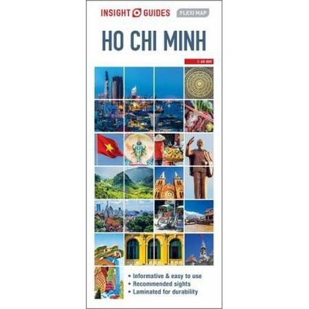 Insight Guides Flexi Map Ho Chi Minh City