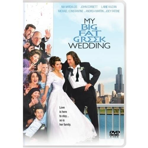 My Big Fat Greek Wedding (DVD + $7.50 Movie Money) (Walmart Exclusive))