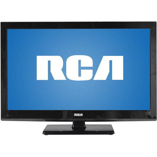 """RCA RLED24B45RQD 24"""" 1080p 60Hz LCD DVD/HDTV Combo, Refurbished"""