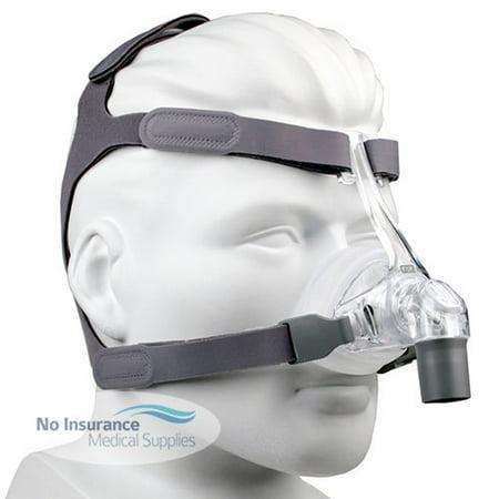 Large Cushion No Headgear (Eson Nasal CPAP Mask with Headgear -)