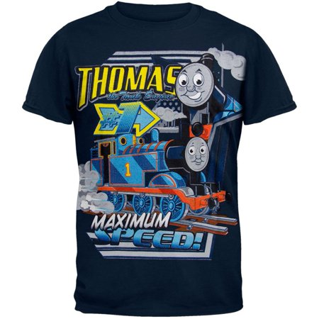 Thomas & Friends - Max Speed Juvy T-Shirt (Thomas Edison Shirt)