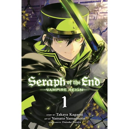 Seraph of the End, Vol. 1 - eBook