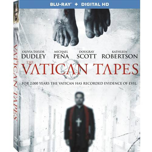 The Vatican Tapes (Blu-ray)