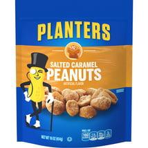 Nuts & Seeds: Planters Salted Caramel Peanuts