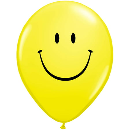 Qualatex Smiley Face Round Emoji Graduation 11