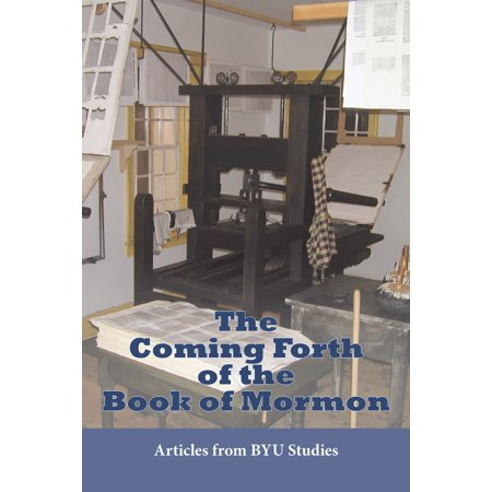 The Coming Forth of the Book of Mormon - eBook