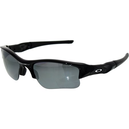 Oakley Flak Jacket XLJ Iridium Polarized Men's Sunglasses, OO9009-12-903