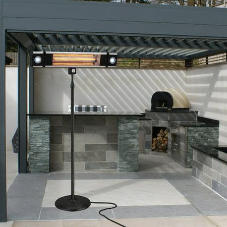 Energ 1500 Watt Electric Free Standing Outdoor Indoor