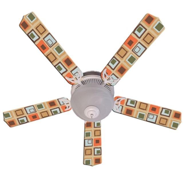 Ceiling Fan Designers 52FAN-IMA-MSOB Millennium Ceiling Fan 52 inch