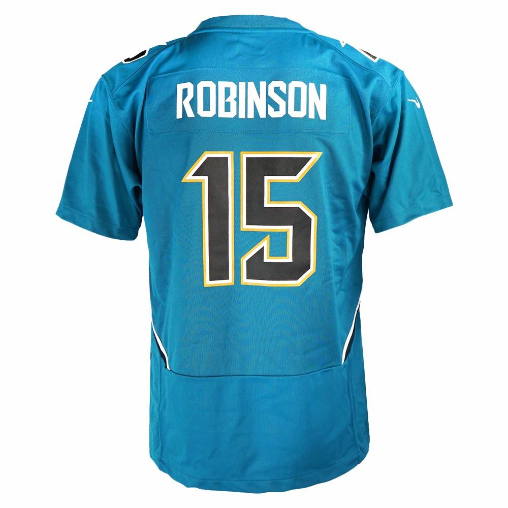Allen Robinson Jacksonville Jaguars NFL Nike Teal Game Team Jersey For Youth