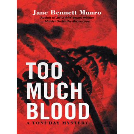 Too Much Blood - eBook