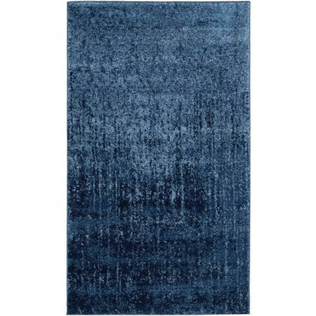 Retro Elsie Abstract Area Rug or Runner