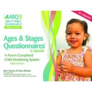 Ages & Stages Questionnaires® in Spanish, (ASQ-3™ Spanish) : A Parent-Completed Child Monitoring System
