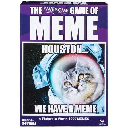 The Awesome Game of Meme - Halloween Drinking Games Meme