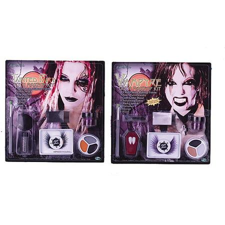 Kiss Makeup Halloween (Vampire Gothic Kit Halloween)
