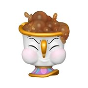 Funko POP! Disney Beauty and The Beast Chip Blowing Bubbles Exclusive