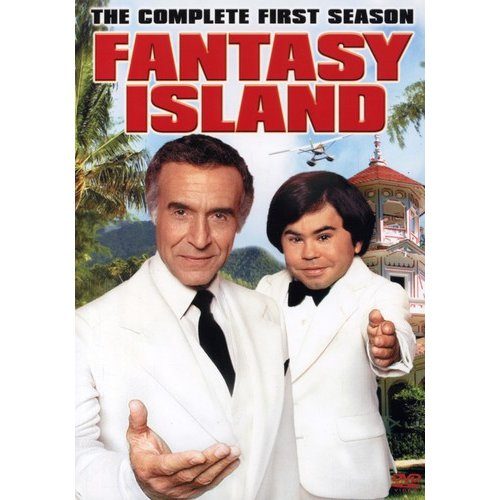 Fantasy Island: The Complete First Season by COLUMBIA TRISTAR HOME VIDEO