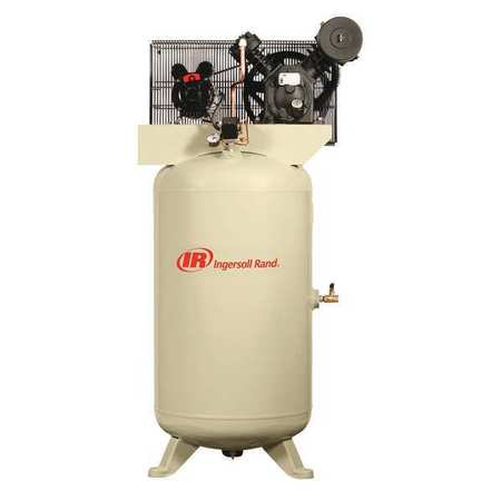 Ingersoll-Rand 80 Gallon 175 PSI Electric Air Compressor,