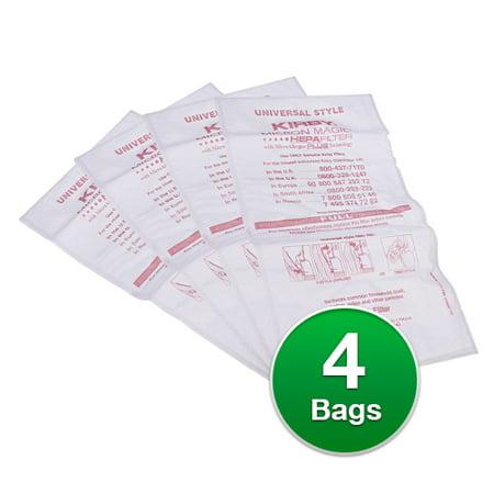 Replacement Vacuum Bag for Kirby Genuine Avalir Bag (2 Pack)