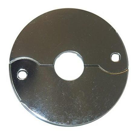 03-1561 1.5 in. Chrome Plated Brass Floor & Ceiling Split