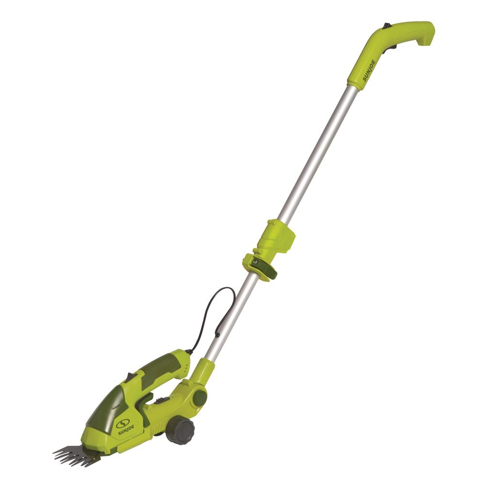 Sun Joe HJ605CC 2-in-1 Cordless Telescoping Grass Trimmer | 7.2 Volt by Snow Joe LLC